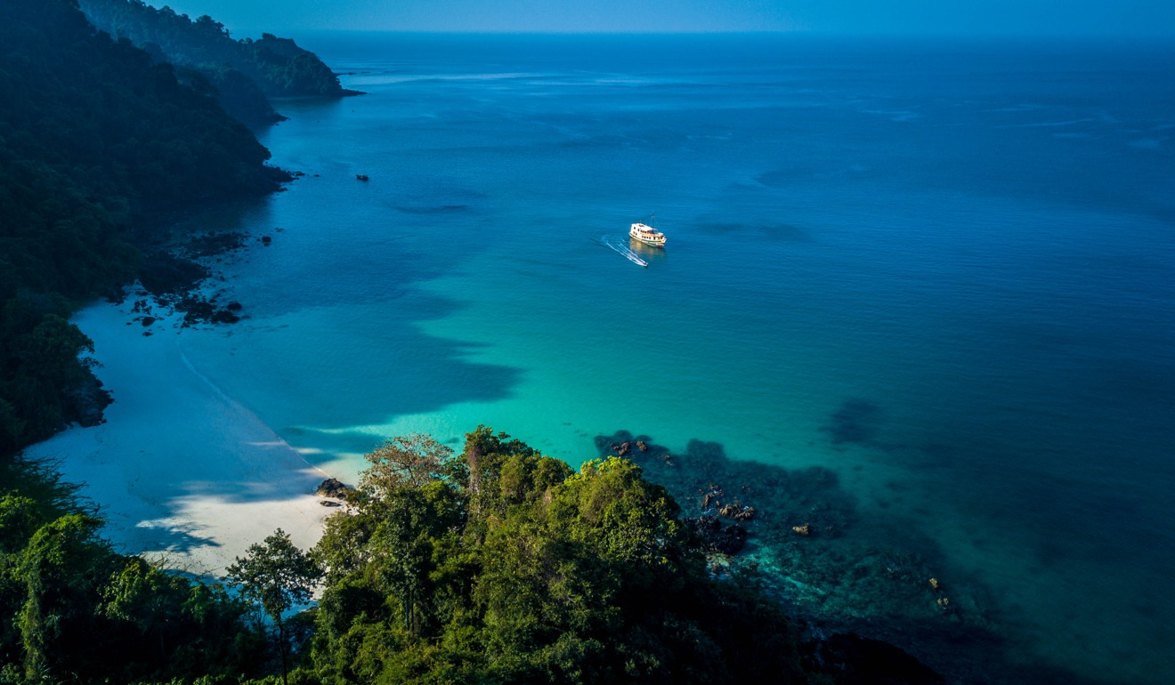 Are tropical islands in Myanmar Asia's last untouched paradise?