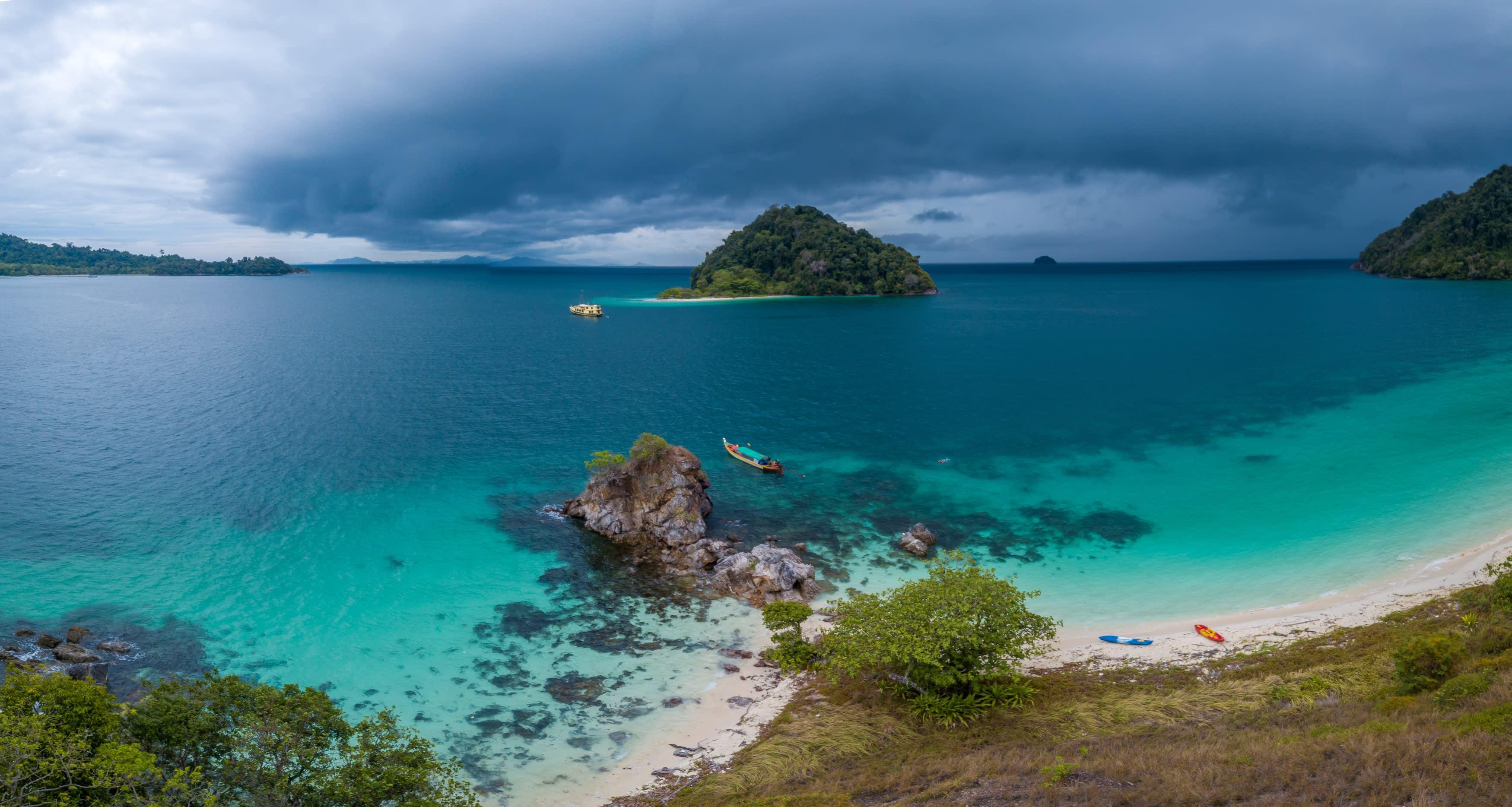 Myanmar's eco-resorts open up Asia's new tourism frontier