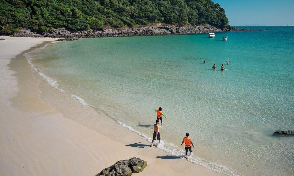 New dawn for remote Andaman Sea island tourism