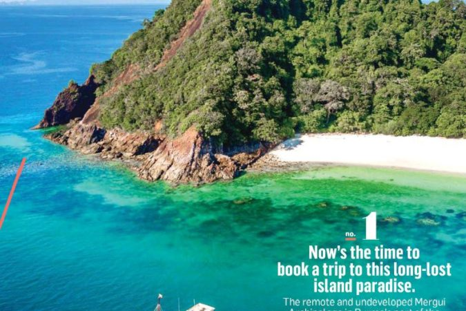 Now's the time to book a trip to this long-lost island paradise